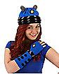Doctor Who Dalek Blue Beanie