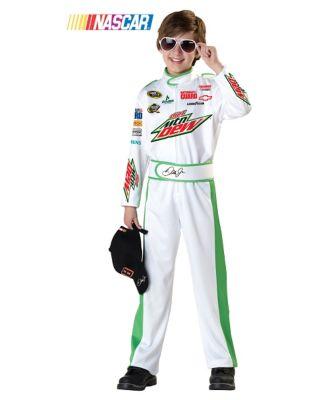 Kids Dale Earnhart Jr Costume - NASCAR
