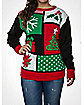 Adult Jolly Holiday Sweater