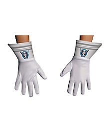 Kids Power Ranger Gloves - Power Rangers Supermega