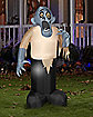 6 ft Animated Shaking Zombie Inflatable -  Decorations