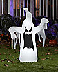 3.5 ft Small Draped Ghost Inflatable - Decorations