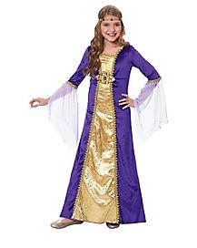 Kids Renaissance Costume