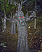7 Ft Haunted Tree Animatronics - Decorations