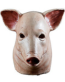 blood pig mask - Spirits Halloween Alexandria La