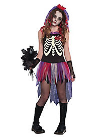 Tween Dead Bride Costume