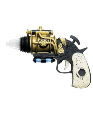 Men's Steampunk Costume Essentials Steampunk Revolver by Spirit Halloween $8.99 AT vintagedancer.com