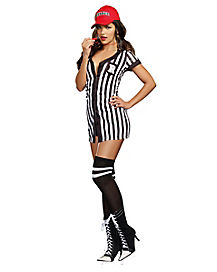 Adult My Game My Rules Ref Costume  sc 1 st  Spirit Halloween & Best Group u0026 Couples Sports Costumes - Spirithalloween.com