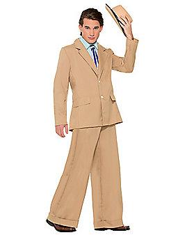 Adult Gold Coast Gentleman Costume