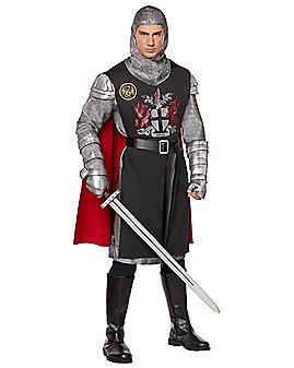Adult Medieval Knight Costume