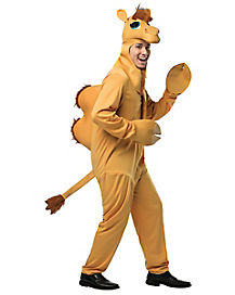 Adult Camel One Piece Costume