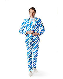 Oktoberfest Adult The Bavarian Party Suit