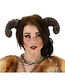 Satyr Horns