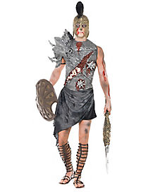 Adult Gladiator Zombie Costume