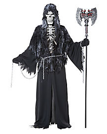Adult Evil Unchained Reaper Costume