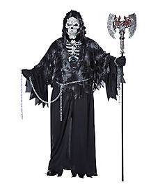 Adult Evil Unchained Reaper Plus Size Costume