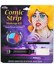 Comic Book Kids Makeup Kit
