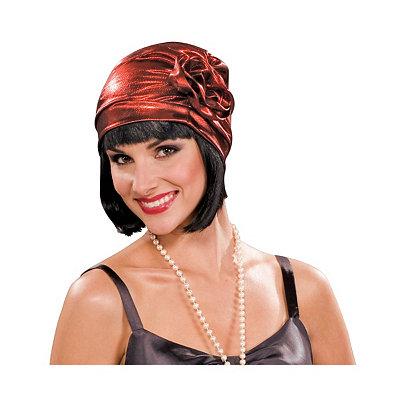 1920s Style Hats Flapper Headwrap $9.99 AT vintagedancer.com