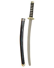 30 in Black Ninja Sword