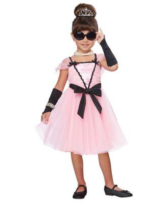 60s 70s Kids Costumes & Clothing Girls & Boys Toddler Movie Star Costume by Spirit Halloween $29.98 AT vintagedancer.com