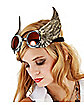 Winged Steampunk Goggles
