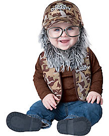 Duck Dynasty Halloween Costume | Baby & Adult Costumes ...