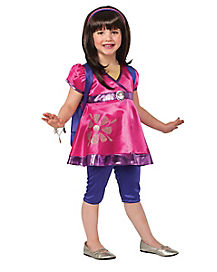 Toddler Dora Costume Deluxe - Dora and Friends  sc 1 st  Spirit Halloween & Cheap Toddler u0026 Infant Costumes for 2018 - Spirithalloween.com