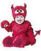 Baby Lil' Devil Costume