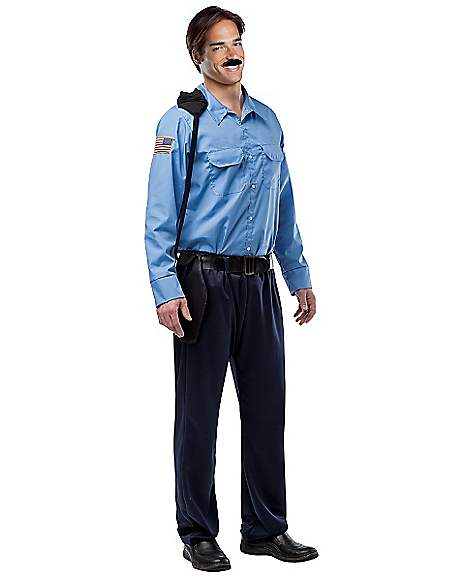 Sexy security guard costume