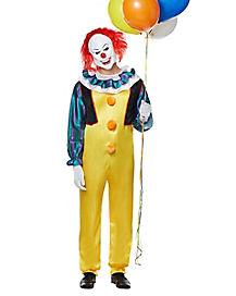 Mens Clown Costumes