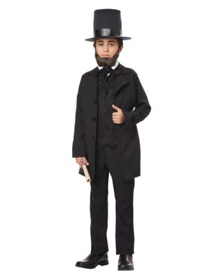 Victorian Kids Costumes u0026 Shoes- Girls Boys Baby Toddler Kids Abraham Lincoln  sc 1 st  Vintage Dancer & Victorian Kids Costumes u0026 Shoes- Girls Boys Baby Toddler
