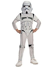 Kids Stormtrooper Costume - Star Wars