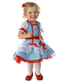 Baby Tulle Dorothy Costume - The Wizard of Oz