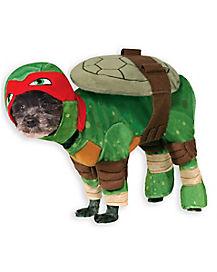 TMNT Raphael Dog Costume - Teenage Mutant Ninja Turtles