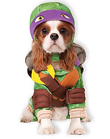 Donatello Pet Costume -TMNT