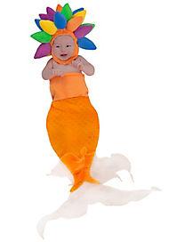 Baby Mermaid Costume - Anne Geddes
