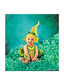 Baby Yellow Goby Fish Costume - Anne Geddes