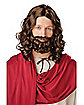 Jesus Adult Wig Beard