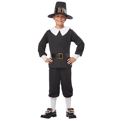 Boys Pilgrim Costume