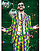 Adult Mardi Gras Party Suit