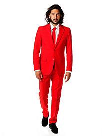 Red Devil Party Suit