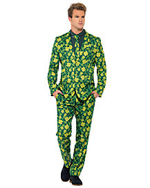 Adult Clover St. Patrick's Day Suit