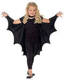 Kids Vampire Bat Wings