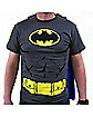 Batman Caped Mens T-Shirt