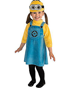 Toddler Minions Costume - Despicable Me 2