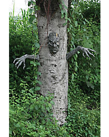 Spooky Living Tree - Decorations