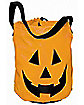 Orange Pumpkin Treat Bag