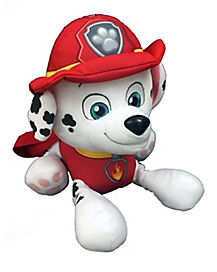 Plush Marshall Backpack - PAW Patrol