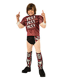 Kids Daniel Bryan Costume - WWE