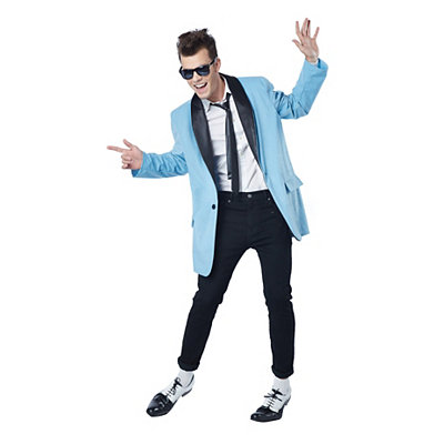 1950s Style Mens Suits Adult Teen Idol 50s Costume $39.99 AT vintagedancer.com